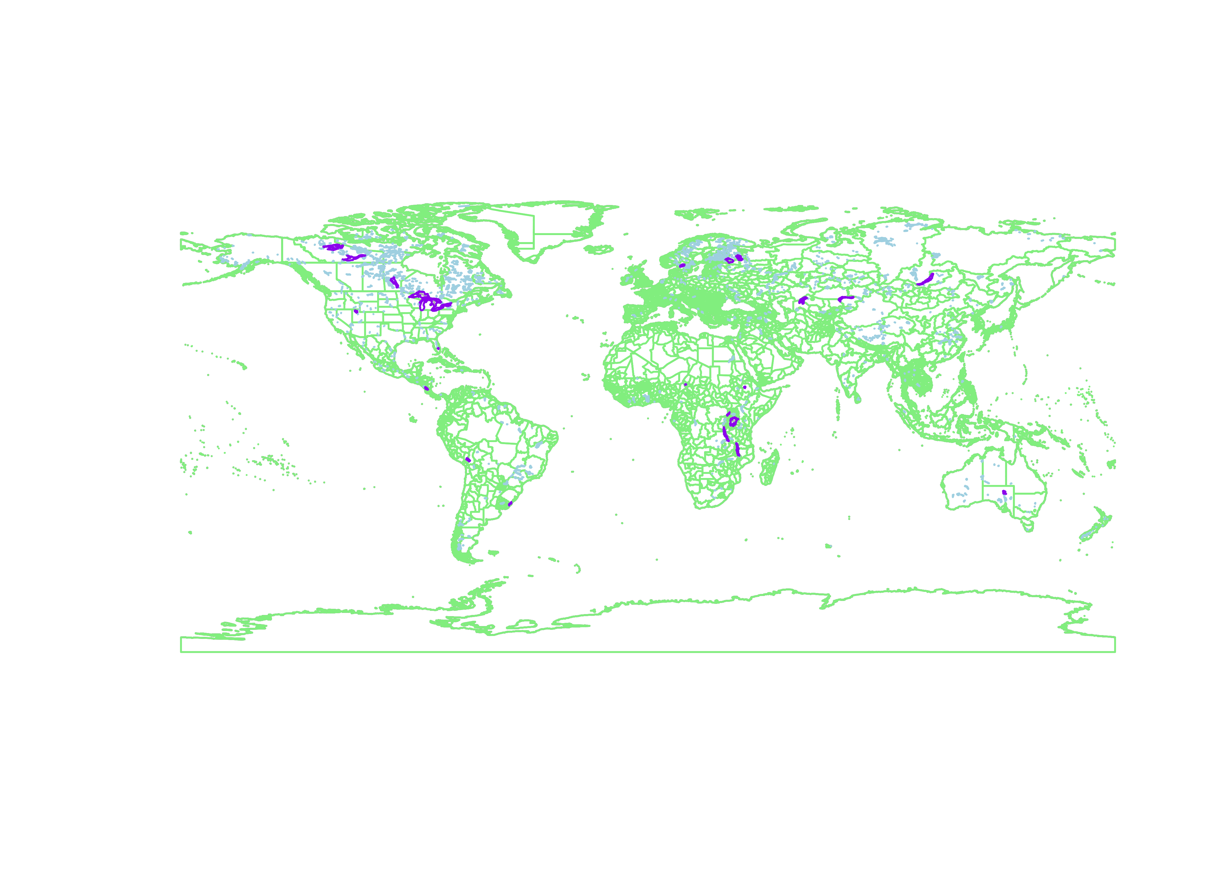 Maps in R (2)